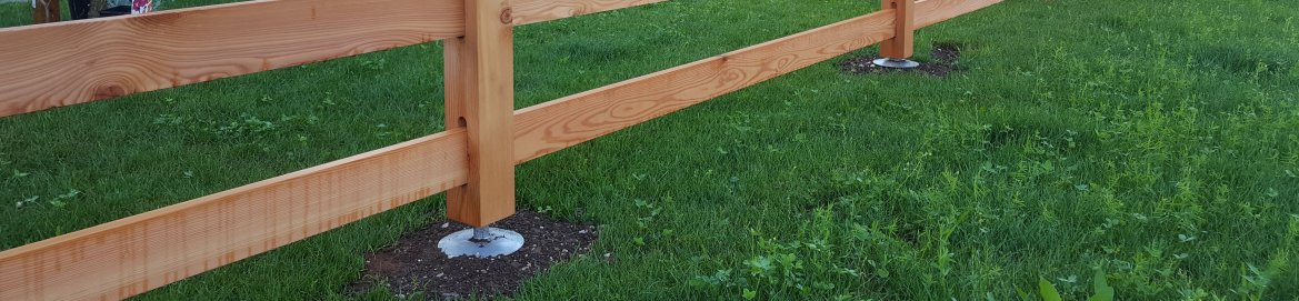 vijak za ograjo